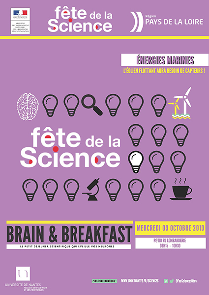 Fete de la Sciences Affiche
