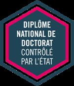 Label Doctorat