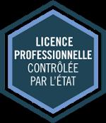 Label Licences professionnelles