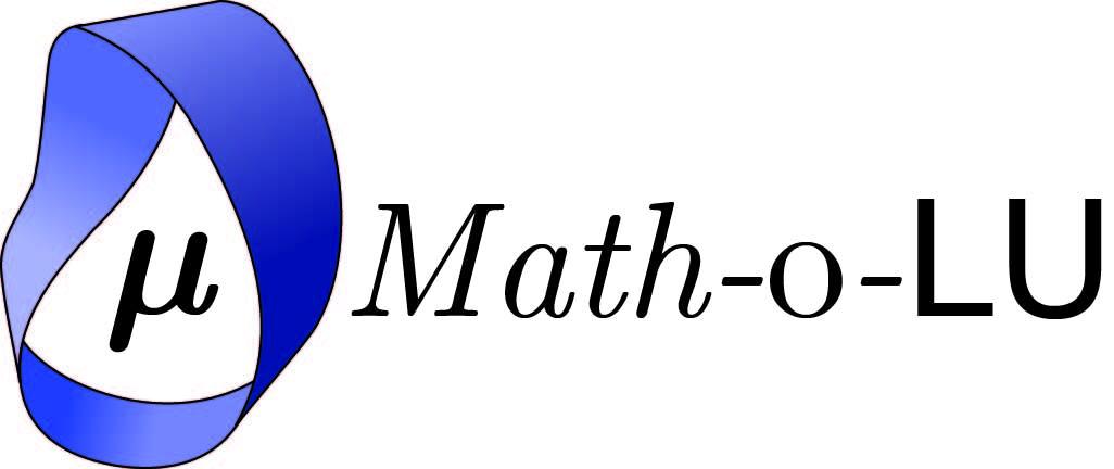 Logo Math-o-LU