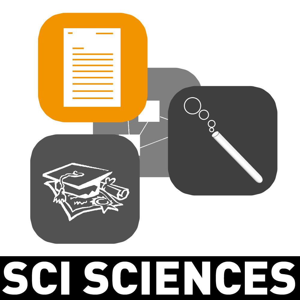 Logo SCI-SCIENCES Admin